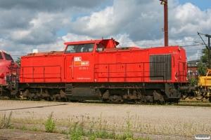 BBL Lok 07 (203 119-3). Glostrup 10.07.2011.