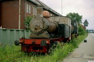 Harburger Metallwerke Lok Hobum 1 og HEW Kraftweer Tiefstack Lok Tiefstack. Hamburg-Süd 06.07.2007.