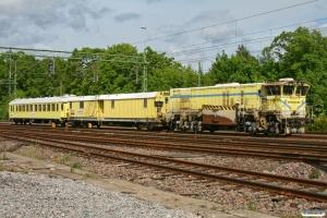 INFRA DLL 3107C med TJT 33990. Öxnered 04.06.2012.