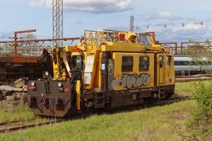 ENT 99 86 9236 431-3 (Trolje 431)+99 86 9436 673-8 (Troljevogn 673a). Odense 26.11.2014.