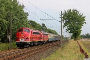 AMR MY 1149+MY 1155+Bm+WGm+Bm som DPE 25152 Hannover Hbf-Pa. Padborg 05.09.2014.