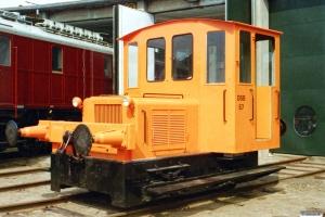 DSB Traktor 57. Odense 25.08.2002.