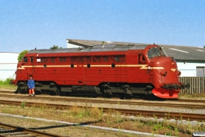 NSB Di3.616. Odense 14.08.2004.