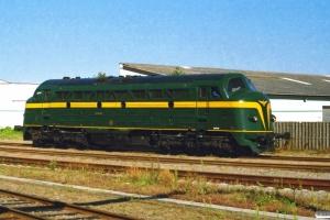 SNCB 202020. Odense 14.08.2004.