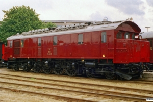 DSB MX 132. Odense 20.08.2006.