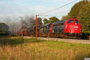 DSB MY 1159+MY 1135+E 991+SJ F 1200+DB 5101+SJ DF033-L 3918+SJ S22 4435+Bc 300+DSB MO 1954+CLL 1476+CL 1514+CLE 1678+Es 124 som PM 8371 Od-Rd. Holmstrup 31.08.2008.
