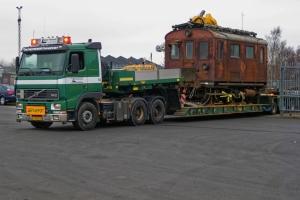HHJ M 4 ankommet fra Skælskør. Odense 16.03.2009.