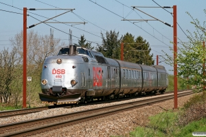 DSB MA 460+AM 500+BMk 530+BS 480 som VP 8135 Od-Tp. Holmstrup 24.04.2011.