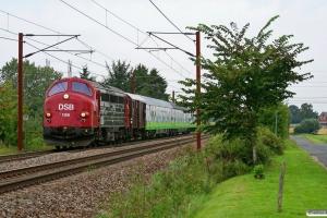 DSB MY 1159+Gs 01 86 123 0 011-3+Expotrain 003+002+004 som VM 8123 Gl-Ar. Holmstrup 04.09.2011.