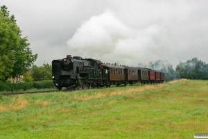DSB S 736+HHJ C 25+TKVJ C 21+KS C 3+FFJ C 72+RGGJ C 3+HTJ C 24 som VP 220805 Had-Oj. Styding 28.07.2012.