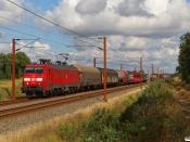 DBCSC EG 3113 med GS 44723 Mgb-Pa. Km 50,2 Fa (Farris-Sommersted) 19.08.2020.