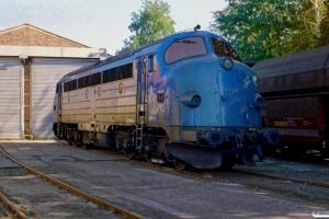 Eurotrac V 170 1131 hensat. Haldensleben 12.09.2002.