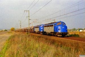 NEG V 170 1147+V 170 1155+45 Fccs. Schwerin Süd 28.10.1999.
