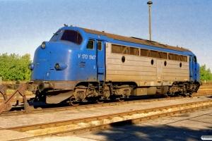 Eurotrac V 170 1147 hensat. Haldensleben 12.09.2002.