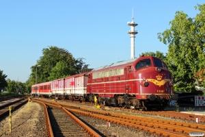 SRP MY 1148. Niebüll 03.08.2015.