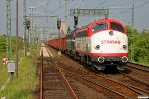 SRFL MY 1149+MY 1147. Bad Oldesloe 02.05.2009.