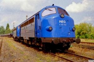 NEG V 170 1151+V 170 1155. Haldensleben 12.08.2000.