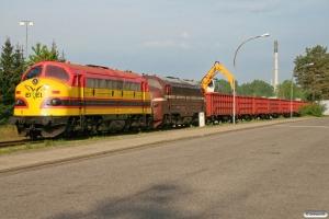 SRFL MY 1151+EIVEL MY 1155. Wahlstedt 08.05.2009.