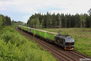 CN El16.2210 med GT 41986. Bodafors - Grimstorp 13.06.2014.