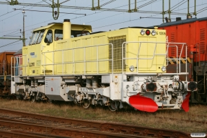BV DLL 0210B. Åstorp 13.04.2009.