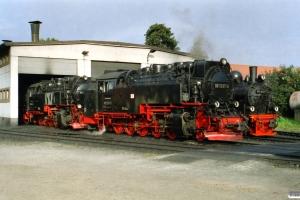 HSB 99 7237-3, 99 7241-5 og 99 6101. Wernigerode 14.09.2002.