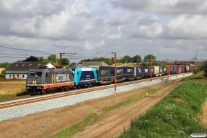 HCTOR 241.003+NRAIL 245 204-3 med HG 35647 Mgb-Pa. Km 50,0 Fa (Farris-Sommersted) 05.08.2015.