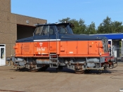 NJJ Z 70 740. Hjørring 18.08.2020.
