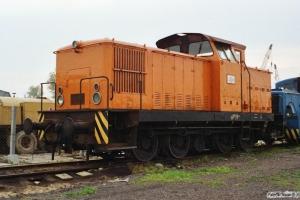 VEB Kraftverkehr Schwerin Lok 1. Schwerin Lankow 27.10.1990.