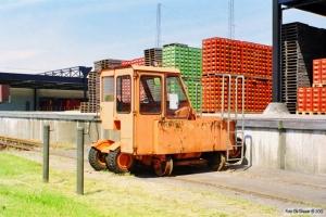 Fredericia Bryggeri Trackmobile 07.06.1997.