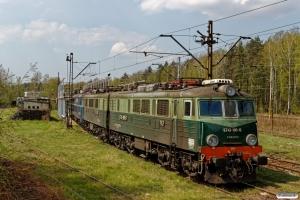 PKPC ET41-186. Zabrzeg Czarnolesie 23.04.2019 kl. 12.07.