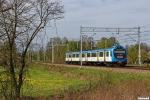 KSL EN57KM-3002 som OsP 94136. Chybie - Bronów 26.04.2019 kl. 10.43.