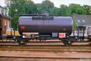 DSB 44 86 735 1 148-2. Odense 08.07.1988.