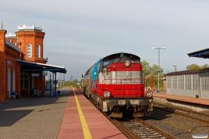 PREG SU42-518 med R 87532. Kostrzyn 11.05.2017.