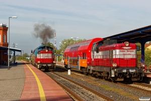 PREG SU42-518 med R 87532 og PREG SU42-504. Kostrzyn 11.05.2017.