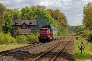 PREG SU42-518 med R 80425. Dąbroszyn 11.05.2017.