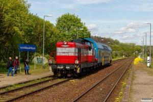 PREG SU42-518 med R 78533. Gorzów Wielkopolski Wieprzyce 11.05.2017.