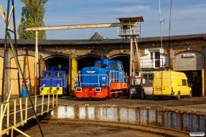 URW 401Da-192 og 409Da-570. Kostrzyn 12.05.2017.
