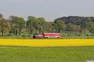 PREG SU42-508 med R 80425. Witnica - Kamień Mały 12.05.2017.