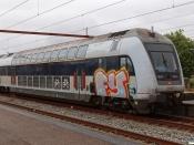 DSB ABs 7906. Næstved 26.08.2021.