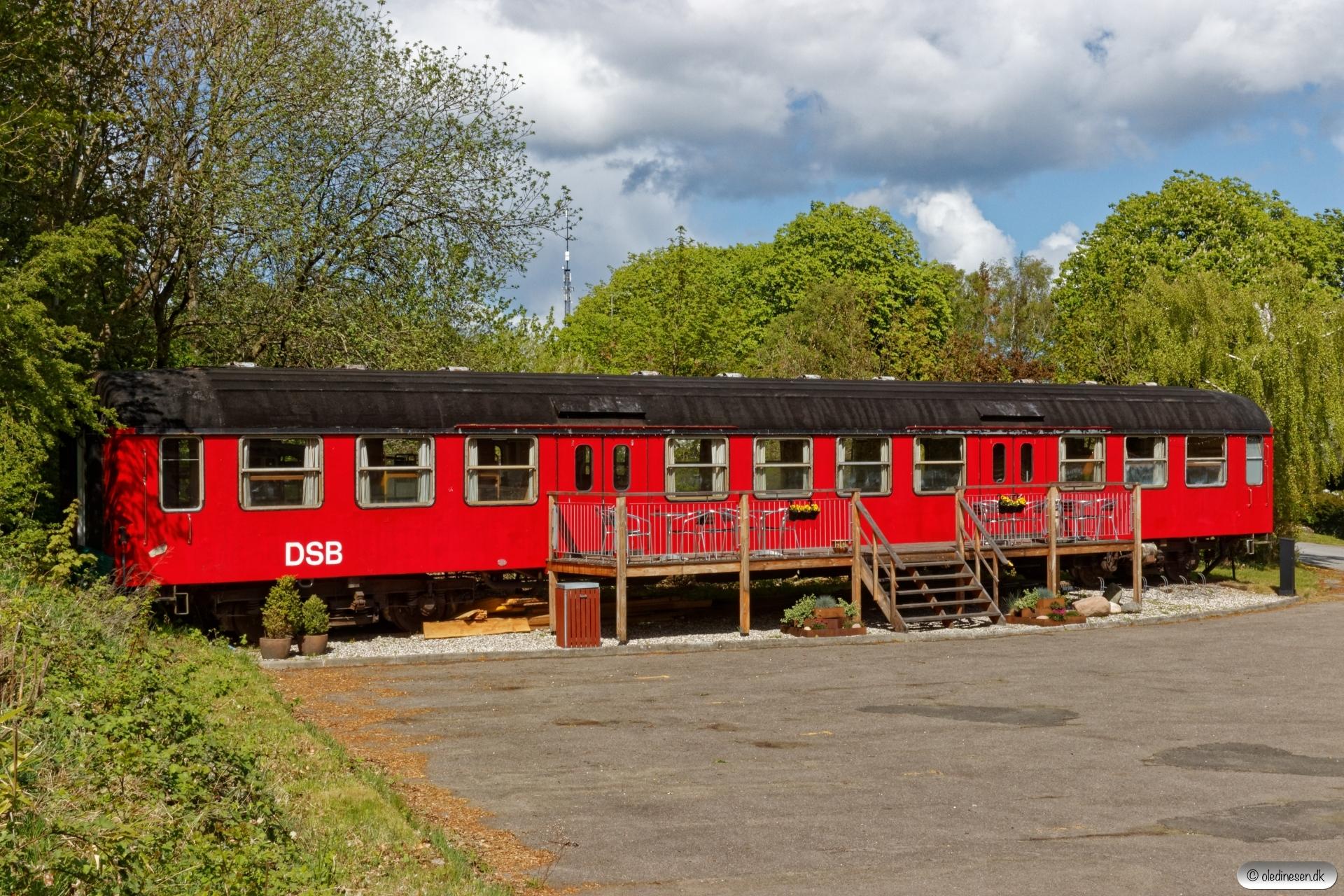 DSB Bn 50 86 20-84 735-2. Gjerrild Vandrehjem 03.05.2019.
