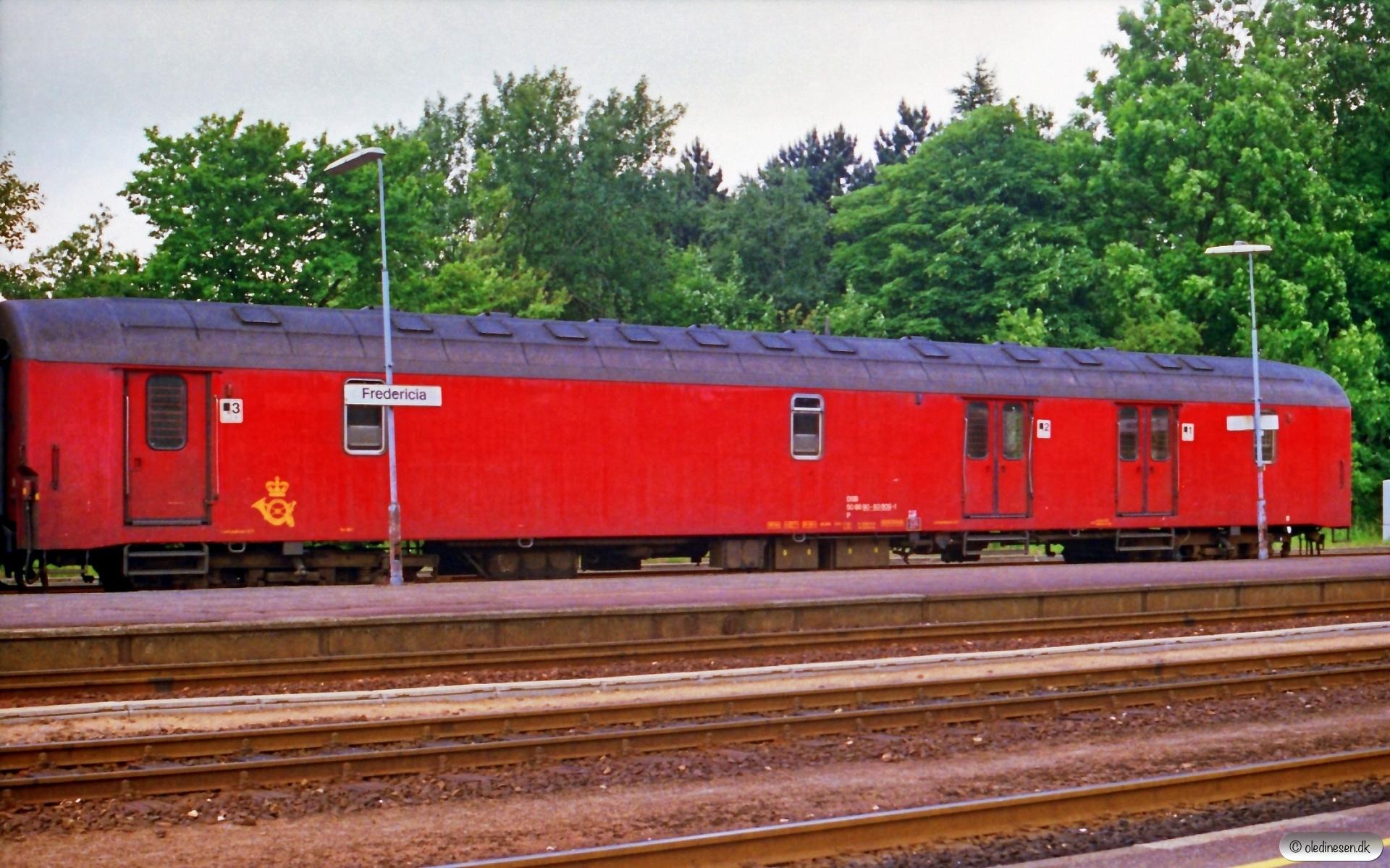DSB P 50 86 90-83 809-1. Fredericia 26.06.1988.