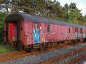 DSB P 50 86 00-83 812-4. Tønder  20.06.2020.