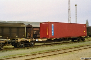 DSB Sgns 31 86 455 6 126-3. Odense 22.03.1998.