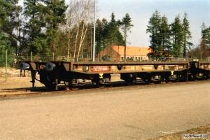 DSB Slmmps 33 86 473 3 109-3. Oksbøl Syd 15.03.2003.