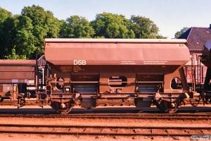 DSB Tdgs 21 86 574 0 211-9. Odense 14.06.1988.