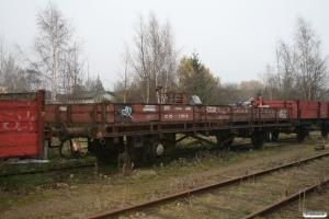 DSB 40 86 943 2 081-8 (ex. TF 8137). Skælskør 29.11.2007.
