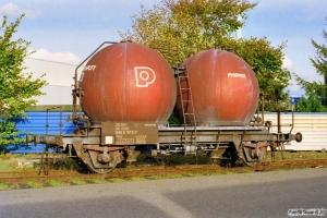 DSB Ucs 25 86 910 5 102-7. Vejen 16.10.1997.