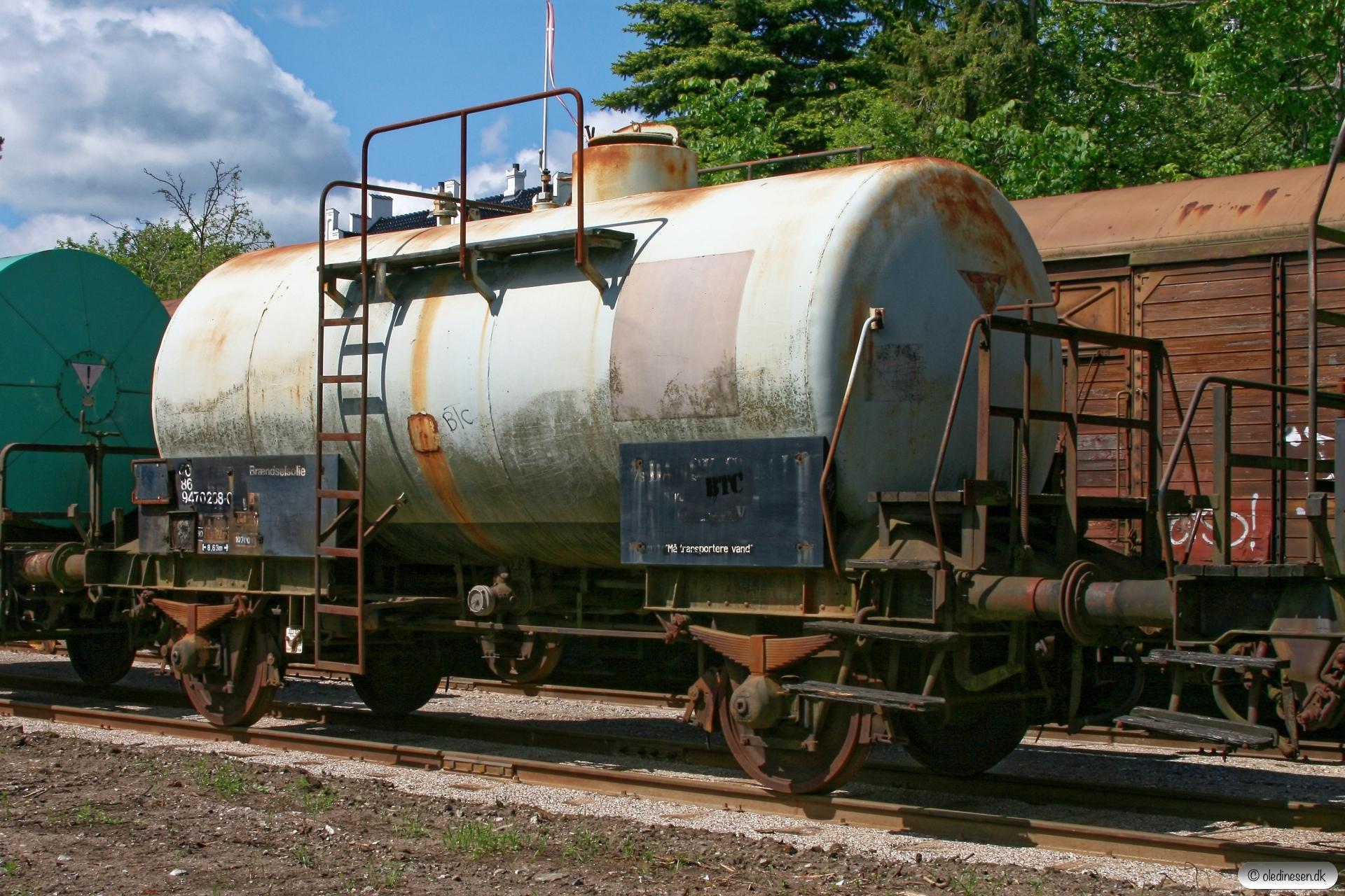 DSB 40 86 947 0 208-0 (ex. ZE 502853). Randers 23.05.2009.