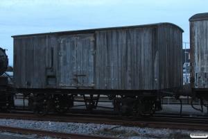 DSB ZA 99548. Holstebro 08.03.2014.