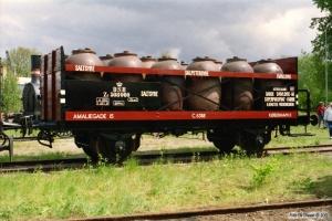 DSB ZS 508060. Randers 22.05.2004.